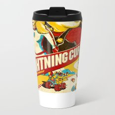 Lightning Cup Nights: The Fast & the Fungus Metal Travel Mug