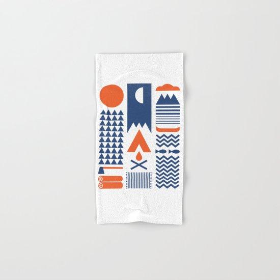 Simplify Hand & Bath Towel