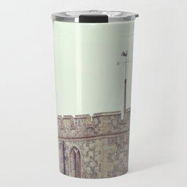 Old Stone church Travel Mug