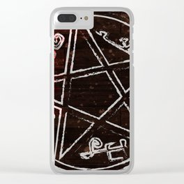 Carry On Clear iPhone Case