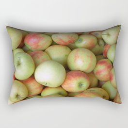 Jonagold Apples Rectangular Pillow