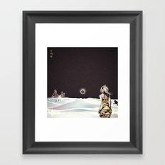 Hino Hurriano Nº 6 Framed Art Print