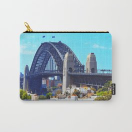 Sydney in Spring Carry-All Pouch