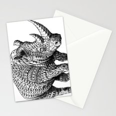 Rhinoceros Stationery Cards
