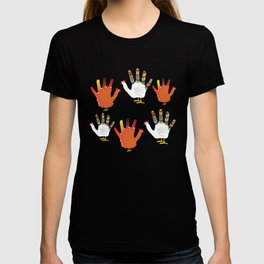 Hand chicken T-shirt
