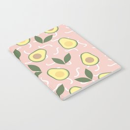 Avocado Fiesta Notebook