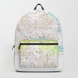 UT Smoky Mountain 251919 1985 topographic map Backpack