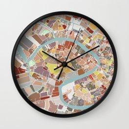 Venice, Italy Wall Clock