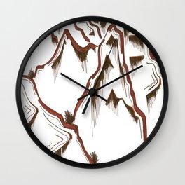 Grand Canyon 1 Wall Clock