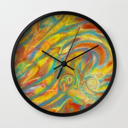Soul Color Wall Clock