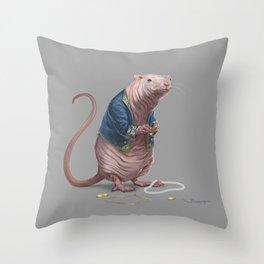 A Jersey Willen from the Leira Chronicles Throw Pillow