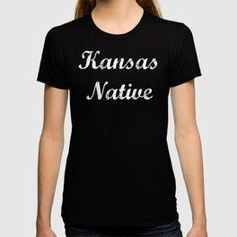 Kansas Native | Kansas State T-shirt