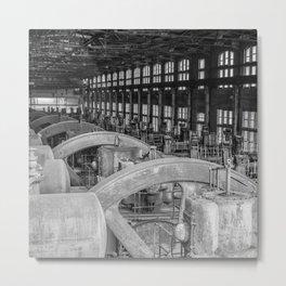 Old Steel (Bethlehem, PA) Metal Print