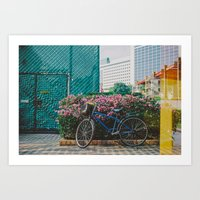 singapore Art Prints featuring Singapore by Tosha Lobsinger is my Photographer
