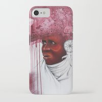 african iPhone & iPod Cases featuring African  by Sebastian Wandl
