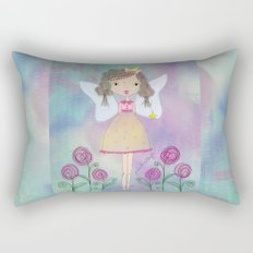 Princess Fairy Rectangular Pillow
