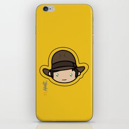 Indiana Jones Kawaii iPhone Skin