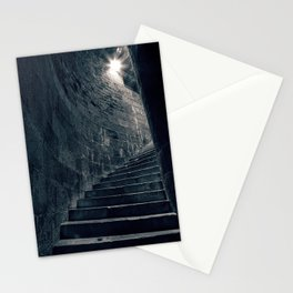 Stairway to Heathens Stationery Cards