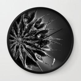 circle of hearts Wall Clock