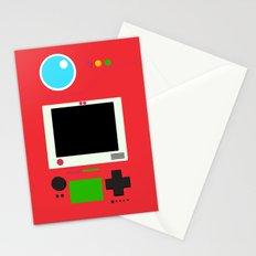 Pokedex Stationery Cards