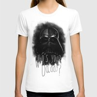 darth T-shirts featuring Darth by Heather Engelberg