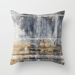 The Art of Weather Throw Pillow
