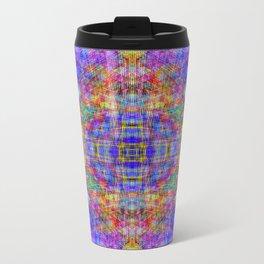 Spectral Threads Travel Mug