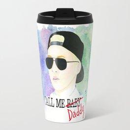 call me daddy Travel Mug