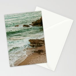 Being out there in the ocean – God's creation – it's like a gift he has given us to enjoy Stationery Cards