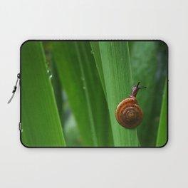 Daring Snail Laptop Sleeve