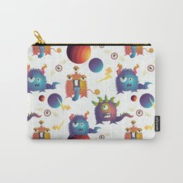 Monster in your head Carry-All Pouch