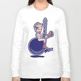 Go the extra miley Long Sleeve T-shirt
