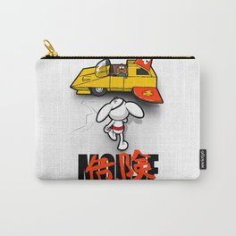 Danger-kira Mouse Carry-All Pouch