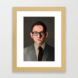 Harold finch.  Framed Art Print