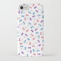 unicorns iPhone & iPod Cases featuring Unicorns! by Kashidoodles Creations
