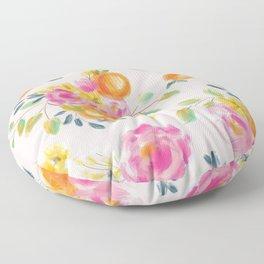 Morning Squeeze  Floor Pillow