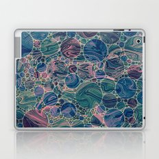Marble Effect Dots 4 Laptop & iPad Skin