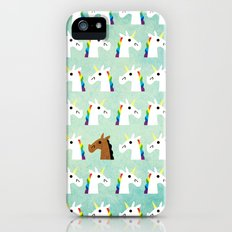 I'm A Horse Slim Case iPhone (5, 5s)