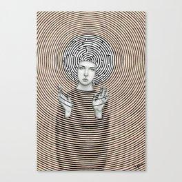 Vanda Canvas Print