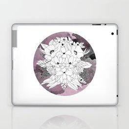 B&W Bouquet Laptop & iPad Skin