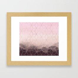 Illustrious harmony Framed Art Print