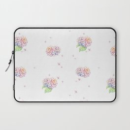Dreamy Hydrangea Laptop Sleeve