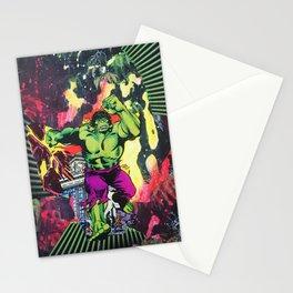 HULK SMASH NYSE Stationery Cards