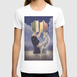 LOVE IS ALL YOU READ T-shirt