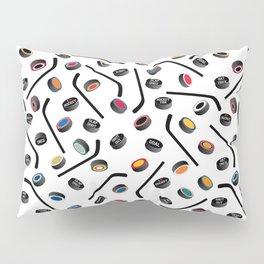 Let's Play Hockey Pillow Sham