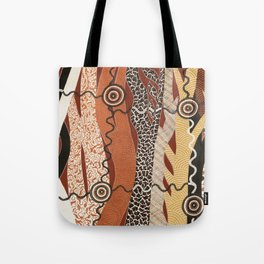 Abstract_In_Trees#18_GeoffSellman Tote Bag