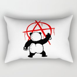 Pandalism Aircle-A Anarchism Rectangular Pillow