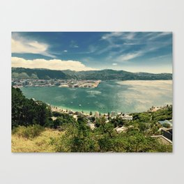 The Wind and the Waves Canvas Print