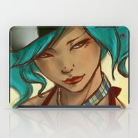 monroe iPad Cases featuring Monroe by Nurt