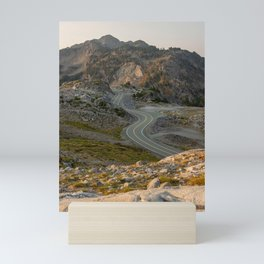 Road to Artist Point Mini Art Print